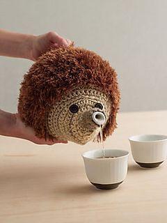 Вязанные грелки на чайник схемы