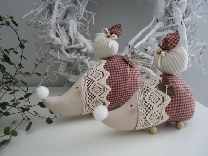 Текстильная игрушка своими руками мастер класс