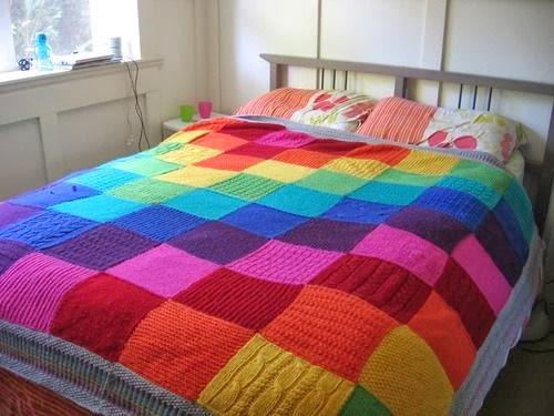 Одеяла покрывала своими руками