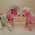 Лошадки Тильда