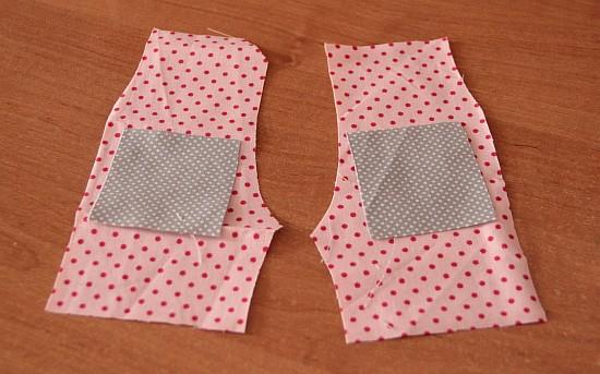 Что можно сшить из маленького кусочка ткани