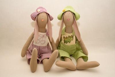 Тильды Кролики