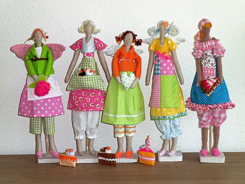 Шьем куклы тильды своими руками